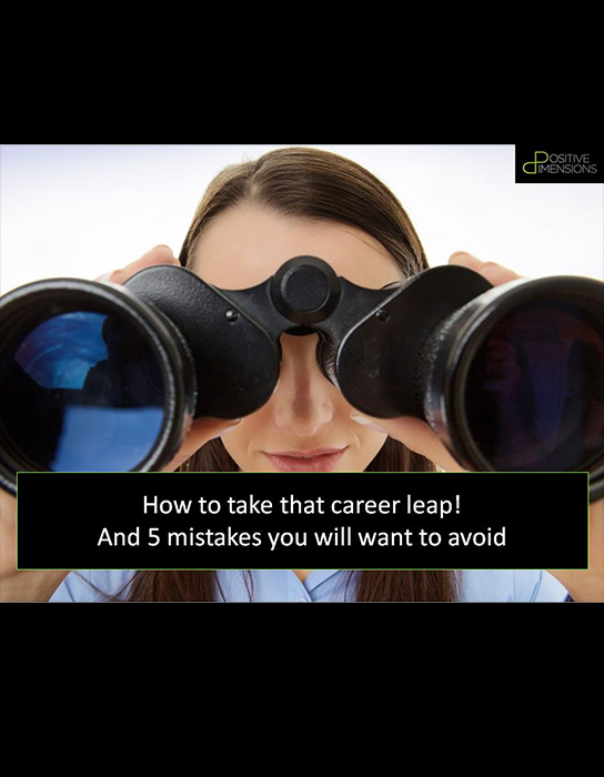 This 60 minute webinar is filled with practical exercises to kick start your career change.  It shows you the three unknown phases to a successful transition and mistakes you will want to avoid.