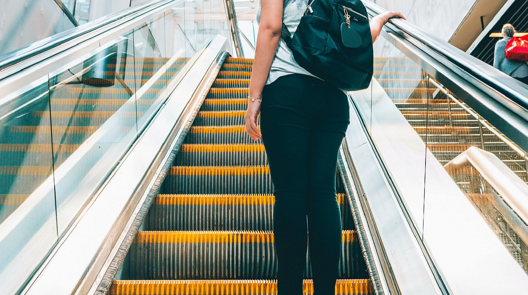 Are you ready to get on the career change escalator?